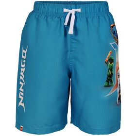 LEGO wear 51359 Swim Shorts Boys, light blue